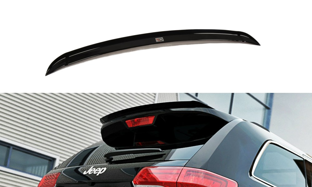 Lotka Lip Spoiler - Jeep Grand Cherokee WK2 Summit Polift - GRUBYGARAGE - Sklep Tuningowy